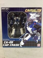 Transformers Car Crash CA-09 Causality Crossfire Fansproject 2013 Complete