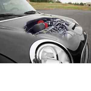 2007-2013 Mini Cooper S R56 Turbo ALTA Performance Cold Air Intake System Black