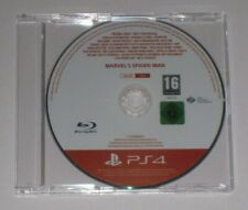 Marvel's Spider-Man Promo PS4 Promotional Disc Press Rare PAL Official