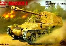 MARDER I - 7,5cm PAK 40/1 aug Gw.Lr.S.(f) Sd.Kfz 135 - NORMANDIE 1944 1/35 RPM