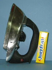 "REAL STORE DISPLAY, GENERAL ELECTRIC IRON, NOT A TOY! 5 3/4"" LONG, ON SALE CI417"