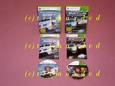 Xbox360 _ Need for Speed Shift & Shift 2 UNLEASHED LIMITED EDITION _ PRIME EDIZIONI