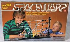 Bandai Spacewarp Set 10 Beginner Coaster Construction 203001 Vintage