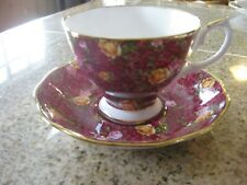 Royal Albert Ltd. Old Country Roses - Ruby Lace