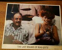 The Last Remake of Beau Geste 1977 8x10 Color Original Lobby Card  FFF-26166 J48