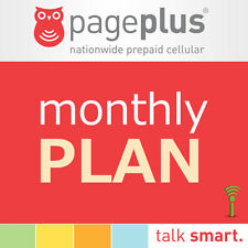 Page Plus $10 Refill