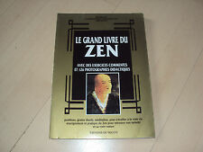 le grand livre du ZEN avec des exercices