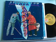 LP USA 1972   Arthur Lee – Vindicator Label: A&M Records – SP 4356 LOVE