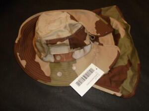 NEW French Army Foreign Legion Military Desert Field Cap / Boonie Hat - Quality