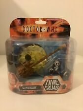 Doctor who time squad collection action figure-le douzième docteur 05970
