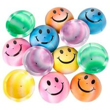 24 Smiley Face Pop Up Poppers Poppin Hoppers Party Favors Fine Motor Activity