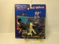 Kenner Starting Lineup Sports Collectible 1998 Brewers Marc Newfield t2679