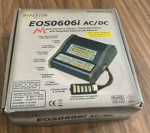 Hyperion EOS0606i LiPo charger