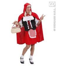 Costumi e travestimenti rossi per carnevale e teatro taglia XL da Italia