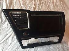 2014 2015 Honda Civic Sedan 1.8L Navigation GPS Display Screen Radio 9XCB OEM