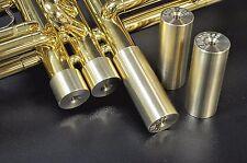 Yamaha Trumpet Monstro Bottom Cap. KGUBrass. Raw Brass. D-BCMoR171