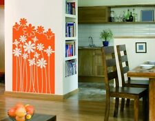 Abstract Flower Set - highest quality wall decal stickers