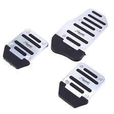 Universal Sports Non-Slip Car Pedal Manual MT kit Pad Cover