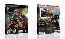 ATV Offroad Fury 3 PS2 Replacement Game Case Box + Cover Art Work (No Game)