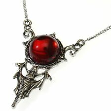 Red Luna di Sangue Collana con pendente in Aumento I FIGLI DELLA NOTTE cn04