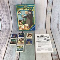 Vintage 90s Ravensburger The Jungle Book Memory Game 1996 | 3 Cards Missing