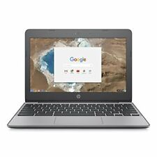 "HP 11.6"" Chromebook, Intel Celeron N3060, 4GB RAM, 16GB eMMC with Chrome OS"