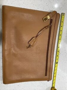 Gucci Portfolio Leather  Brown