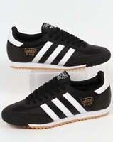 Adidas Originals - Adidas Dragon OG Trainers in Black & White