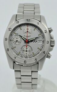 Eterna 911 (Limited Edition) automatic chronograph watch