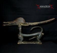 Old Tribally Used Antelope Headdress - Chiwara - Bamana (Bambara) Tribe - Mali