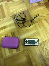 Nintendo Gameboy micro NES color case from jAPAN