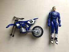 Corps Elite Action Figure Set 3.75 with Dirt Bike