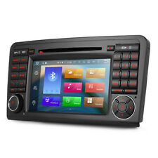 "7 "" Android 6.0 HD GPS BLUETOOTH DVD USB SD AUTORADIO PER MERCEDES ML GL 2005-12"