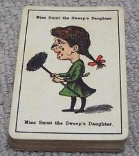 More details for antiques happy families card game c1895