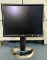 "Dell UltraSharp 2001FP 20"" wide screen LCD Monitor Only 2003 - For Parts Only"
