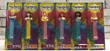 More details for pez dispenser disney princess set of 6 characters ( see full description )