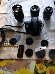 Sony Alpha A290 Minolta Kamera Mit Zubehör