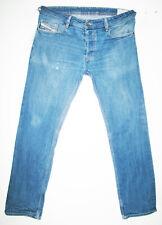 *HOT AUTHENTIC Men's DIESEL @ WAYKEE Art 829H - STRAIGHT LEG Denim Jeans 36 x 32
