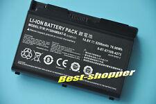 100% New Genuine P150HMBAT-8 6-87-X710S-4J7  For CLEVO battery P170 P170HM akku