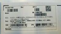 10 UNITS KIT!!! HUAWEI SFP+ 10GBASE-ER 10G 40km 1550nm SM LC transceivers