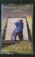 Spandau Ballet parade Cassette