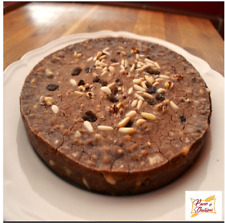 Gâteau CASTAGNACCIO avec de la farine biologique châtaignes AOP