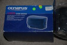 Genuine Olympus CAMEDIA 5060WZ  Leather Camera Shoulder Case Bag