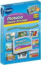 NEW Vtech MOBIGO Touch Learning GAME STORAGE Download Games Card  80-201401