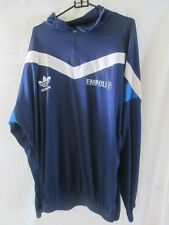 1980's Empoli Fc Overthrow Football Shirt Extra Large /11485