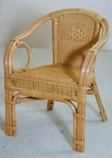 Rattan Chair Furniture NEW IN COLOR HONEY Chair Wicker Chairs Stackable