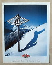 D532-Advertising Pubblicità-1997 - BEAR SURF BOARDS