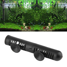 18cm Aquarium Fish Tank Heater Guard Protector Cover Case with Suction Cups DEJV