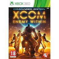 XCOM - ENEMY WITHIN XBOX 360 Brand NEW  - PAL - 1st Class Delivery