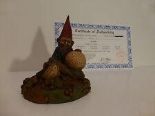 Tom Clark + Birdie + Cairn Gnome Coa # 78 c. 1983